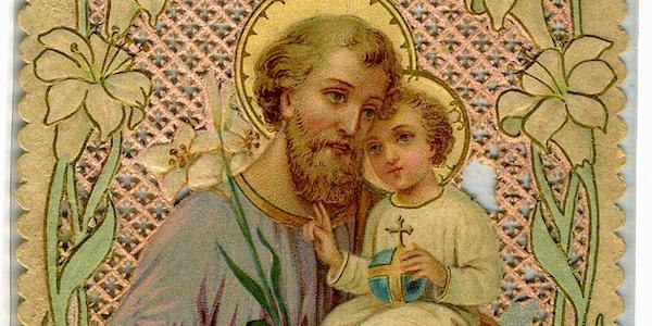1° maggio – Festa di san Giuseppe lavoratore