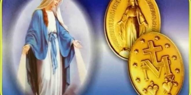 Supplica alla Vergine della Medaglia Miracolosa