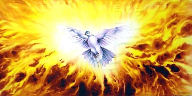 Favoloso Lintanie allo Spirito Santo - Stellamatutina.eu - Sito di cultura  MY89