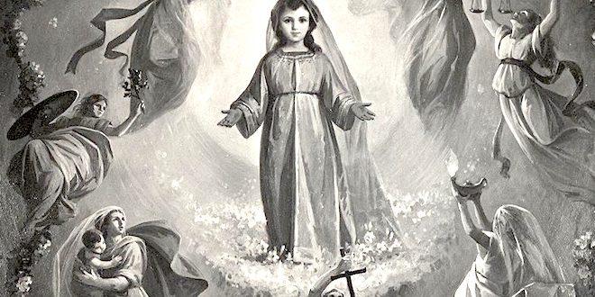 Novena a Maria Bambina (30 agosto – 7 settembre)