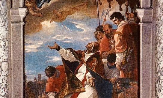 Preghiera a Maria Santissima per essere preservati dalla peste o epidemie.